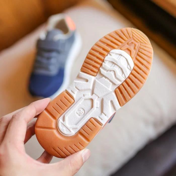 Enfants Chaussures baskets Garçon Jeunes filles Mode Chaussures de sport 4XsGR1G2r