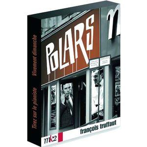 DVD FILM DVD Coffret Truffaut, vol. 3 : polars