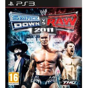 JEU PS3 Wwe Smackdown vs Raw 2011 Jeu PS3