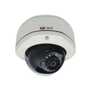 CAMÉRA IP ACTi E75 Caméra de surveillance réseau dôme extéri