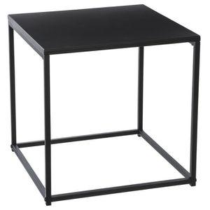 633210cab5c TABLE D APPOINT Table à café moderne Gota - 40 x H. 40 cm