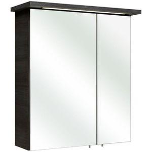 armoire miroir salle de bain avec eclairage achat. Black Bedroom Furniture Sets. Home Design Ideas