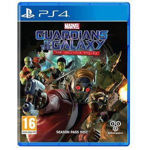 JEU PS4 Marvel's Guardians of the Galaxy: The Telltale Ser