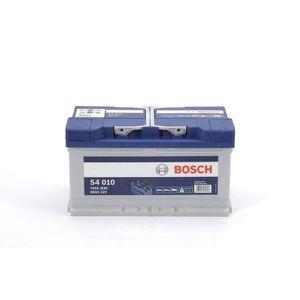 BATTERIE VÉHICULE Batterie BOSCH Bosch S4010 80Ah 740A - 40470234796