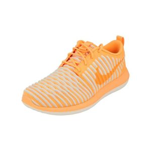 super popular b9af8 5a13d CHAUSSURES DE RUNNING Nike Femme Roshe Two Flyknit Running Trainers 8449