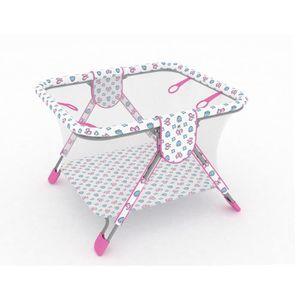 LIT PLIANT  Lit bébé parapluie pliant de Polini Kids couleur r