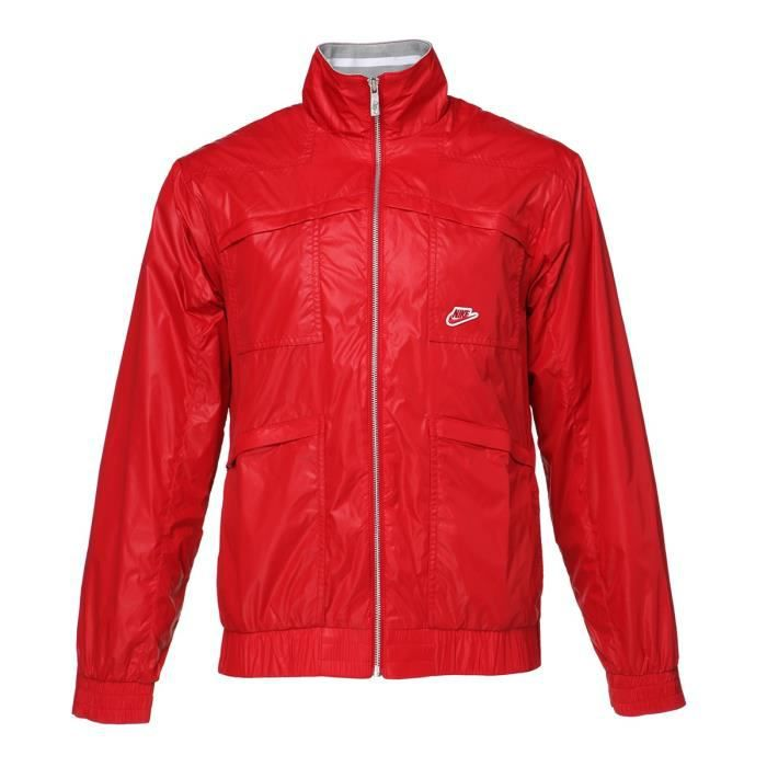 low priced d7da3 67000 NIKE Veste Light Weight - Homme - Rouge