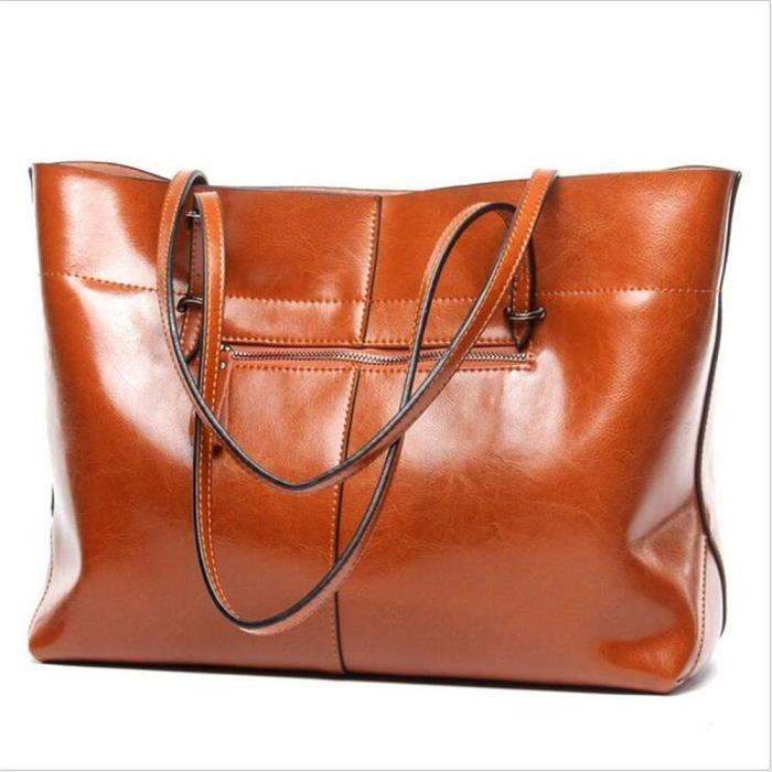 3e1e567b7c2 sac marque Sacoche Femme Nouvelle mode sac a bandouliere femme marron sac  cabas femme de marque Classique Sac De Luxe Les Plus Vendu