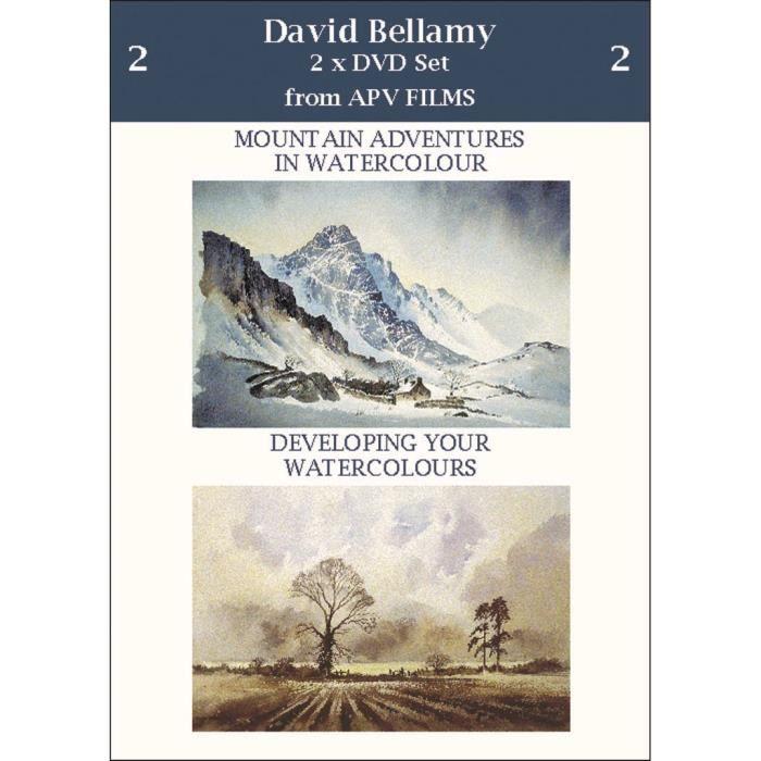 DVD DOCUMENTAIRE Mountain Adventures et développer votre Aquarel…