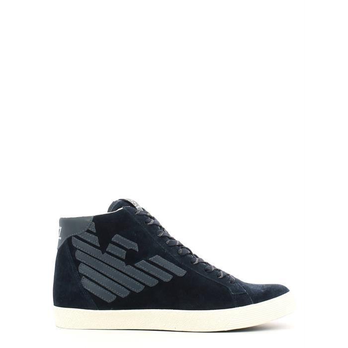 Ea7 emporio armani Sneakers Man Bleu