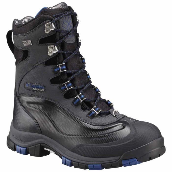 Titanium homme Columbia Bugaboot Outdr heat Chaussures ski Omni Plus après Chaussures 0dxnqw7R