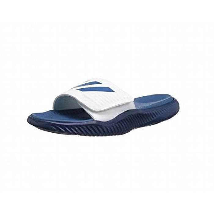 5bc9a2cec08cf Adidas Performance Alphabounce Bb Slide Athletic Sandal PUNF8 Taille ...