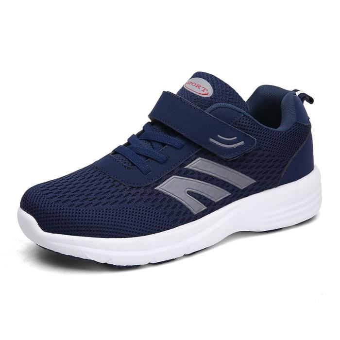 bed3107da61dd1 Baskets Homme Casual Running Chaussure papa Anti-dérapant Chaussures ...