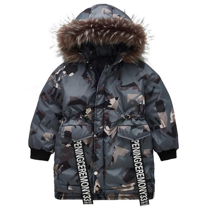 3d68d71912a12 Manteau hiver enfant - Achat   Vente pas cher