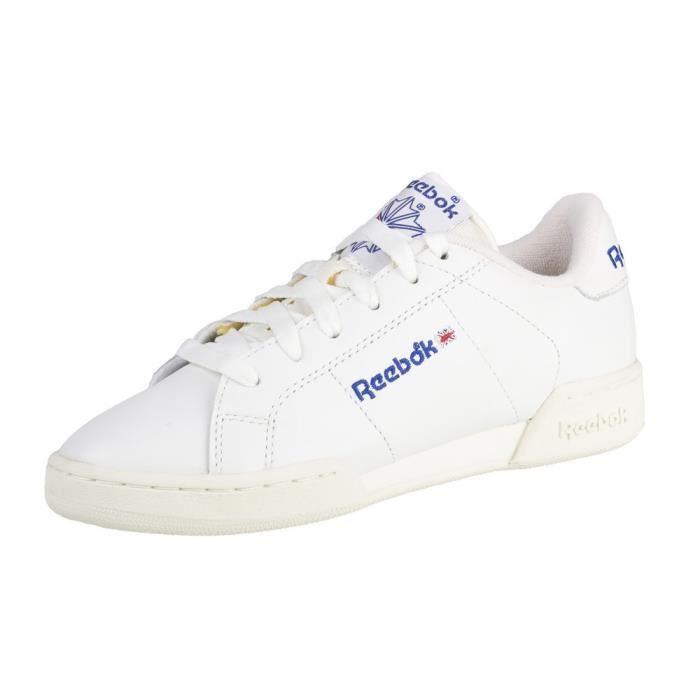 Chaussures Reebok Npc Vintage Blanc Blanc Achat Vente