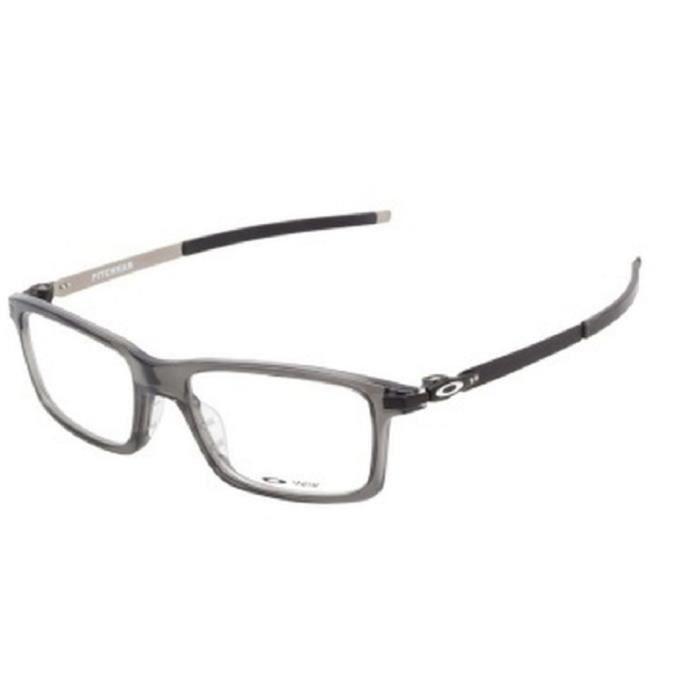 4997756d70df9 Lunette de vue oakley grise - Achat   Vente lunettes de vue lunette ...