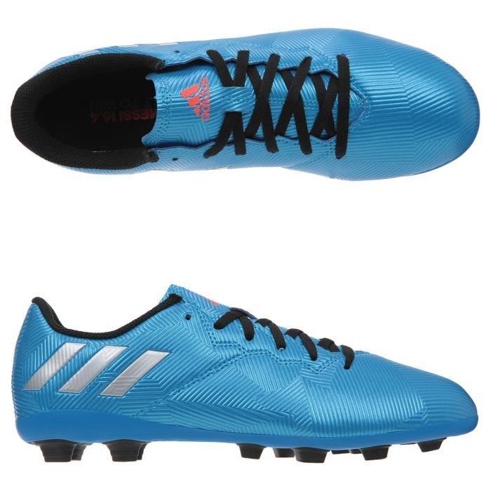 Adidas Messi 16.4 Fxg J, Chaussures de Football Garçon
