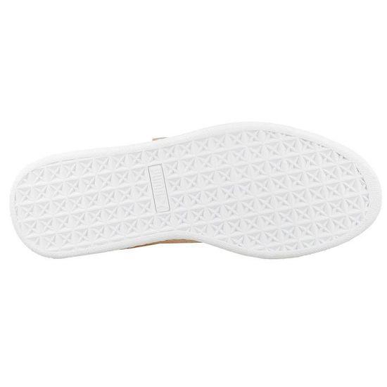 Chaussures Puma Basket Strap Exoticskin Exoticskin Strap Orange Orange - Achat   Vente basket a3afc9