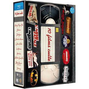 DVD SÉRIE Coffret DVD Culte années 80, 10 films