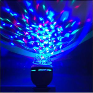 ECLAIRAGE LASER Mini scène lumière Ampoules LED Projecteur Laser P