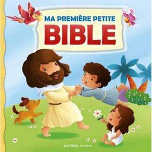 DOCUMENTAIRE ENFANT Livre - ma première petite bible