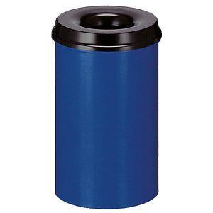 POUBELLE - CORBEILLE Corbeille à papier anti-feu - capacité 20 l, haute