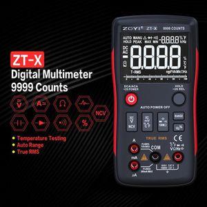 MULTIMÈTRE Multimètre Numérique ZT-X (sans batterie) de Gamme