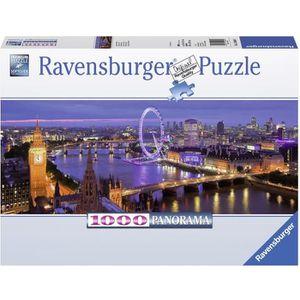PUZZLE Puzzle 1000 pcs Londres Nuit Panorama
