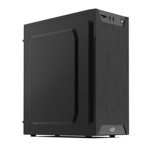 UNITÉ CENTRALE  PC Bureautique Pro, Intel i3, 240 Go SSD, 1 To HDD
