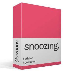DRAP HOUSSE Snoozing drap-housse éponge - Adulte - 80%