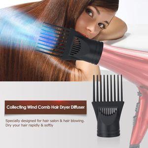 SÈCHE-CHEVEUX Diffuseur de Sèche-cheveux avec Peigne Outil de co