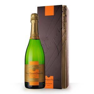CHAMPAGNE Veuve Clicquot Vintage 2004 Brut 75cl - Coffret -