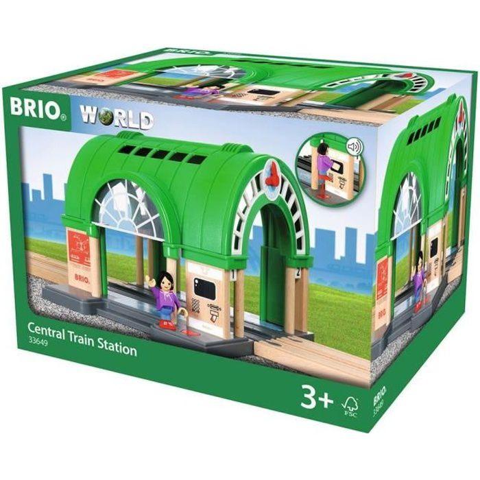 BRIO World - 33649 - Gare Centrale Sonore
