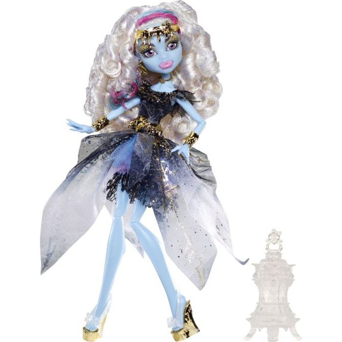 Poup e monster high abbey bominable 13 souhaits achat - 13 souhait monster high ...