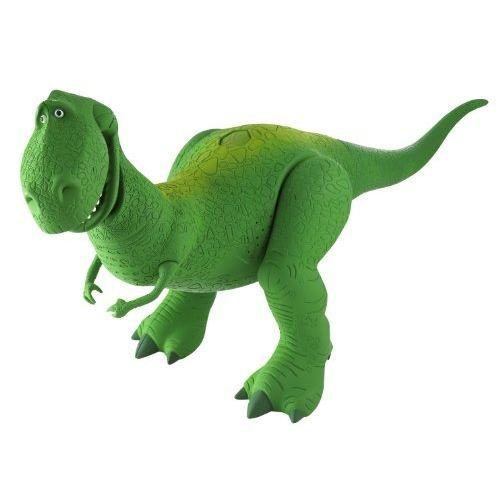 Toy story dinosaure rex 30 cm sonore achat vente figurine personnage cdiscount - Dinosaure toy story ...