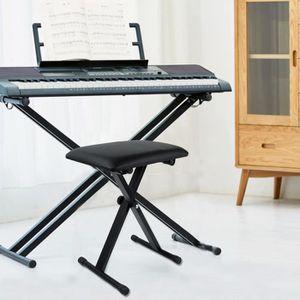 tabouret piano reglable