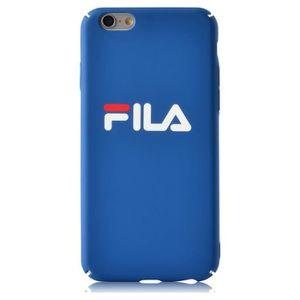 coque iphone 7 plus bleue