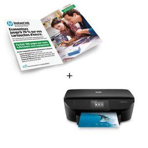 HP Imprimante Envy 5642 + Forfait Instant Ink 100p