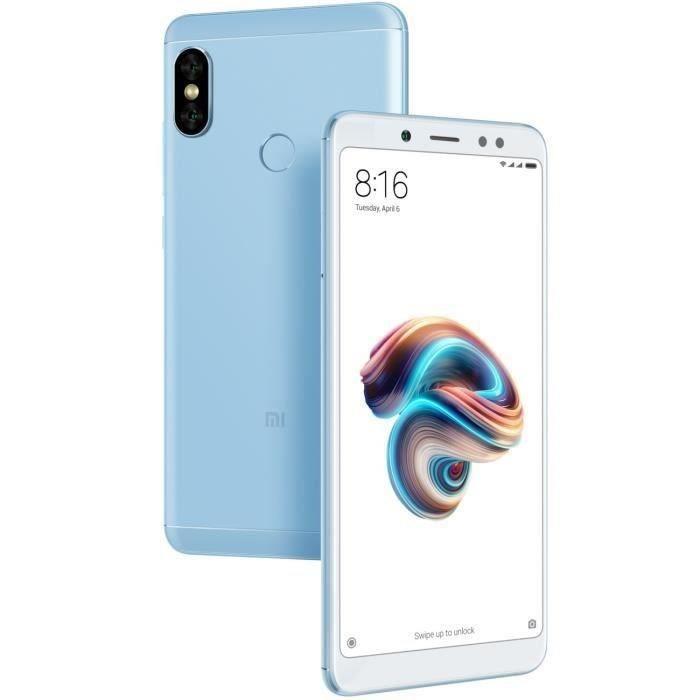 SMARTPHONE XIAOMI Redmi Note 5 Bleu 64 Go