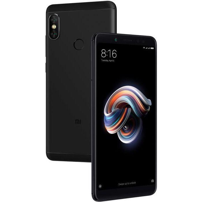 Xiaomi Redmi Note 5 64 Go Noir