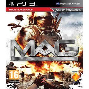 JEU PS3 MAG / JEU CONSOLE PS3