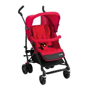 POUSSETTE  SAFETY 1ST Poussette canne Easyway - Full Red