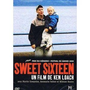 DVD FILM SWEET SIXTEEN