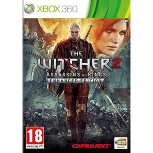 JEU XBOX 360 THE WITCHER 2 ASSASSINS OF KINGS / Jeu XBOX 360