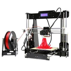 IMPRIMANTE 3D Anet A8 DIY 3D Imprimante Kits, 3D Desktop Acrylic