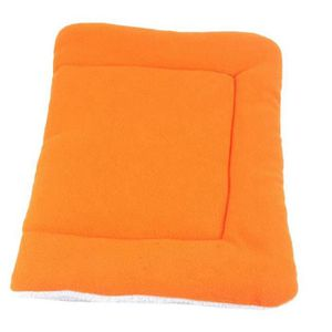 CORBEILLE - COUSSIN Pet Dog Cat Crate Kennel chaud Bed Mat Rembourrage
