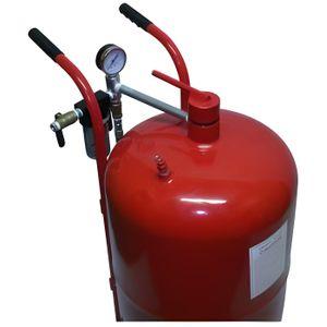 SABLEUSE Sableuse mobile 75 litres sableuse à pression 3418
