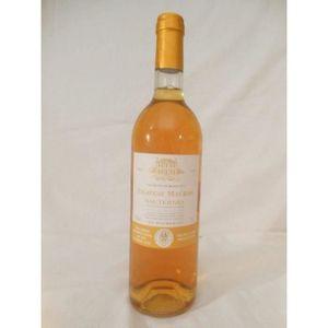 VIN BLANC sauternes château mauras liquoreux 2003 - bordeaux