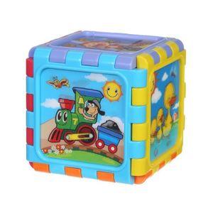cube multi activites achat vente jeux et jouets pas chers. Black Bedroom Furniture Sets. Home Design Ideas