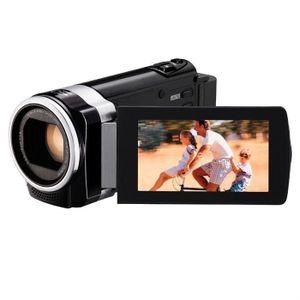 CAMÉSCOPE NUMÉRIQUE JVC GZ-HM650 caméscope noir